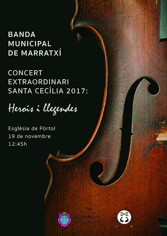 CARTELL Santa Cecilia 2017