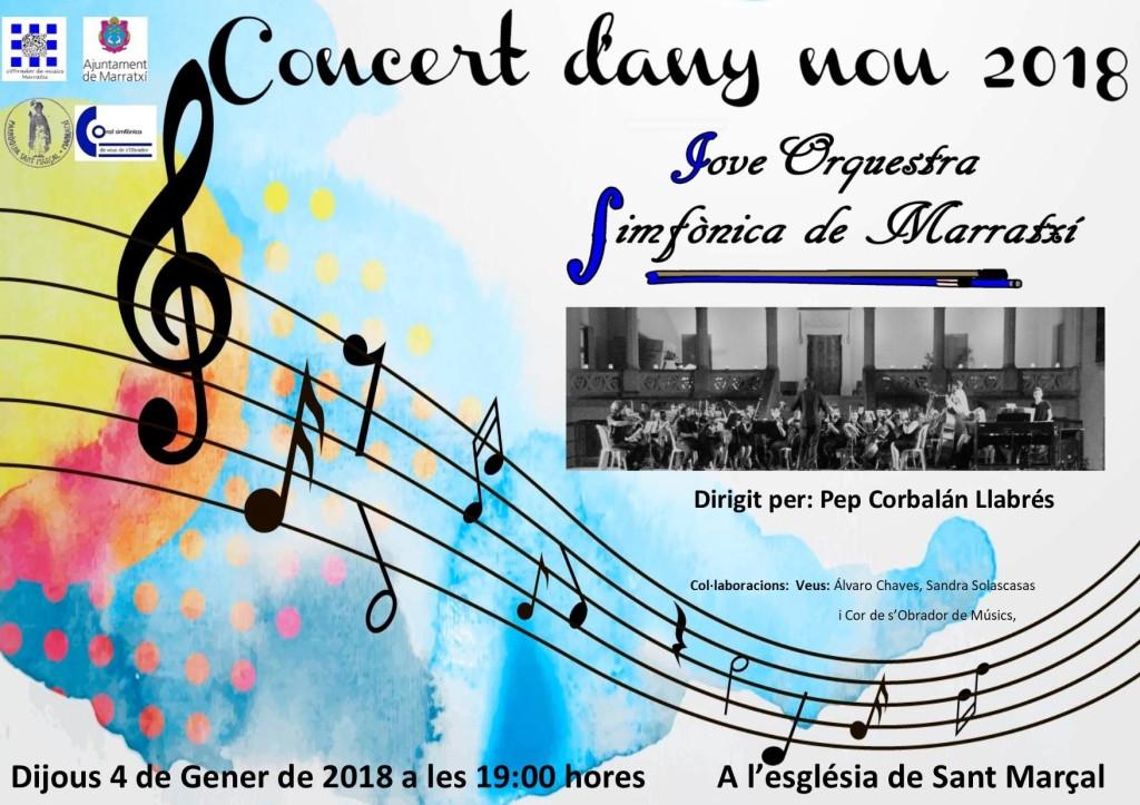 Concert Any Nou