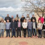 Sis persones desocupades de llarga durada i majors de 35 anys comencen a fer feina a l'Ajuntament, a través del projecte 'SOIB Visibles 2018'