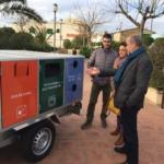 La Deixalleria Mòbil aproparà el servei de reciclatge de residus especials a 11 nuclis de Marratxí