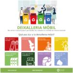 Inauguració de la Deixalleria Mòbil, que operarà dies concrets a 11 nuclis del municipi