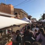 La 'Fira de la Llet d'Ametlla' recibe a 5.000 visitantes y se consolida en el calendario de ferias de Mallorca