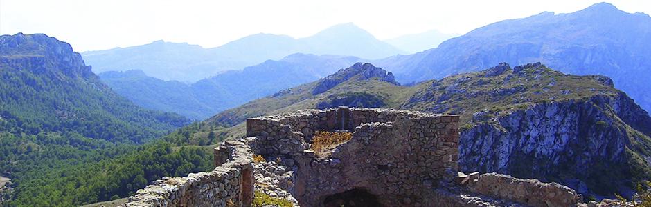lugar de excursión por ruinas de mallorca