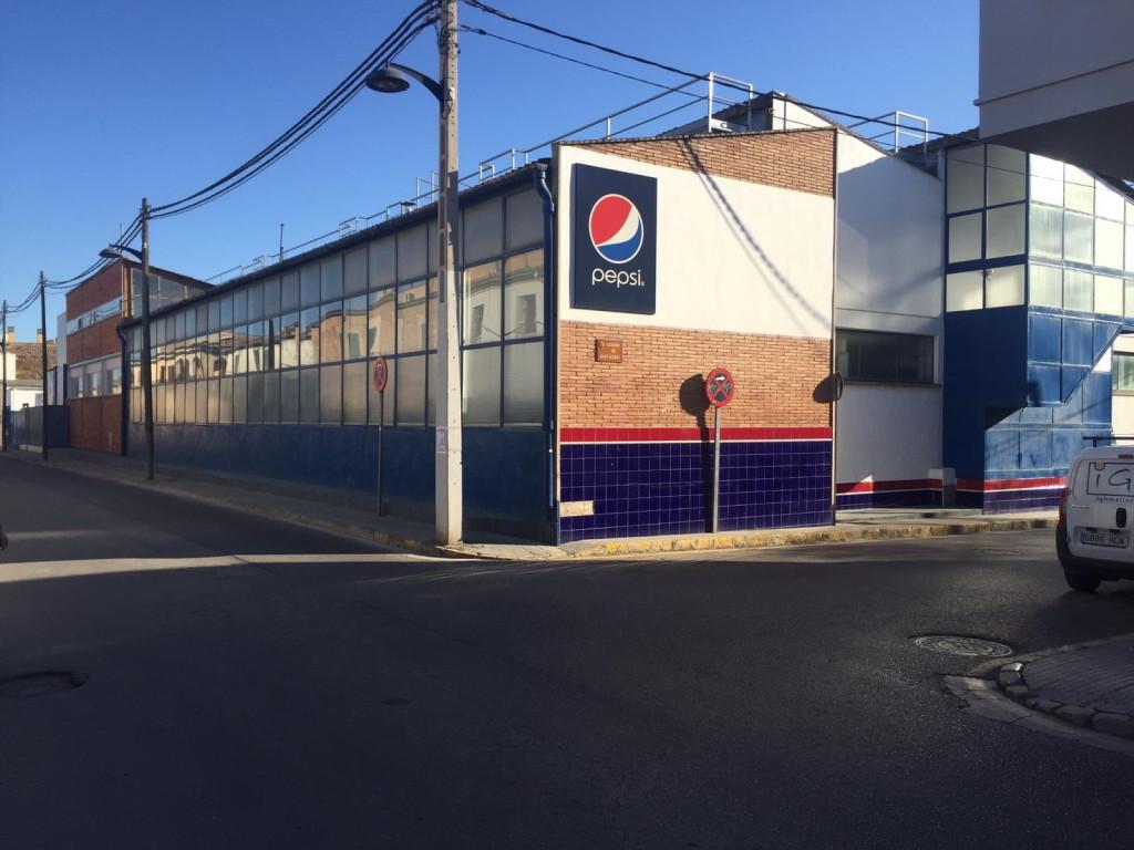 Planta PepsiCo Marratxí