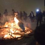 Unes 500 persones varen participar a l'Enterrament de la Sardina, a Pòrtol