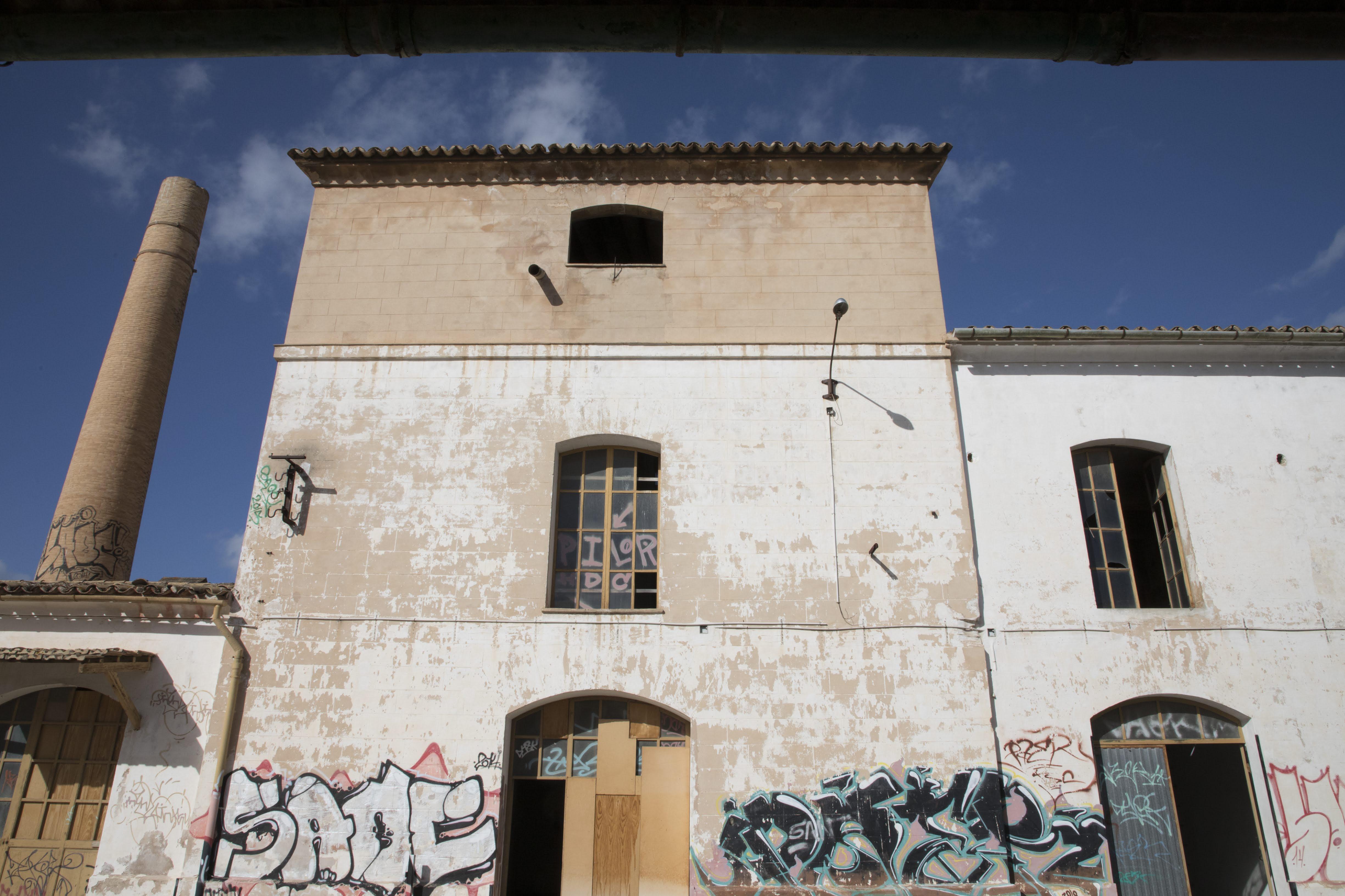 fachada Sa Refinadora