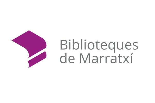 logo biblioteques de Marratxí