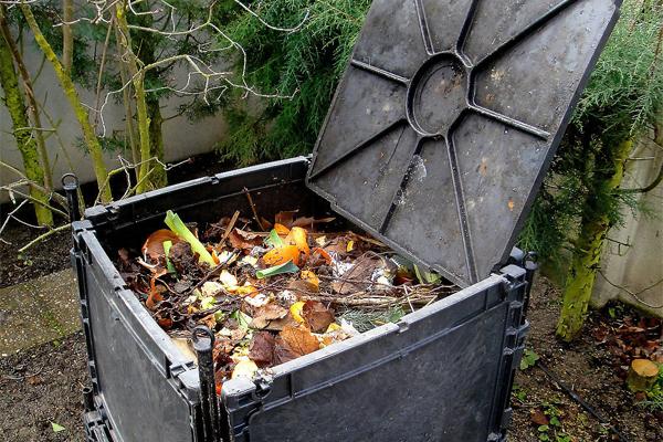 tanque de residuos