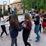 Unas 200 personas disfrutaron de la primera edición de 'Txifest', con todo tipo de actividades de ocio alternativo para los jóvenes