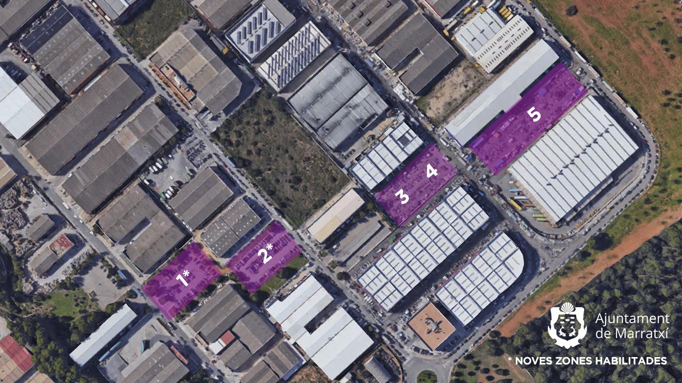 Nova ubicació gran mercat