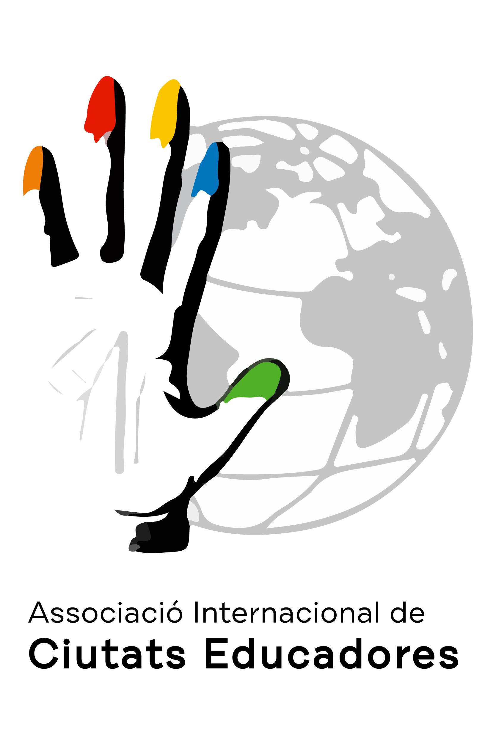 logo Associació Internacional de Ciutats Educadores
