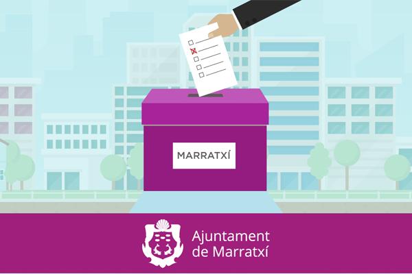 poster Ajuntament de Marratxí