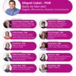 El nuevo equipo de gobierno reparte las áreas de gestión de los 11 regidores