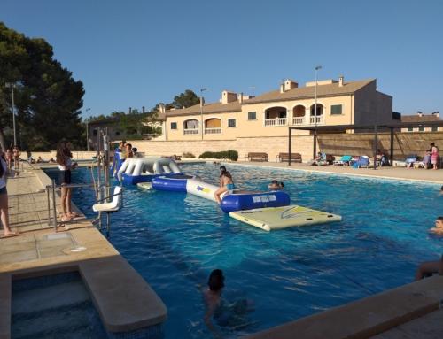 El Ayuntamiento amplía la temporada de las piscinas municipales de Pla de na Tesa y Pòrtol hasta el día 15 de septiembre