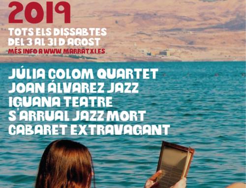 'Cultura a la Fresca' du els millors espectacles a distints carrers i places de Marratxí cada dissabte d'agost
