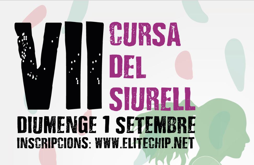 Banner 7ma Cursa del Siurell 1 septiembre