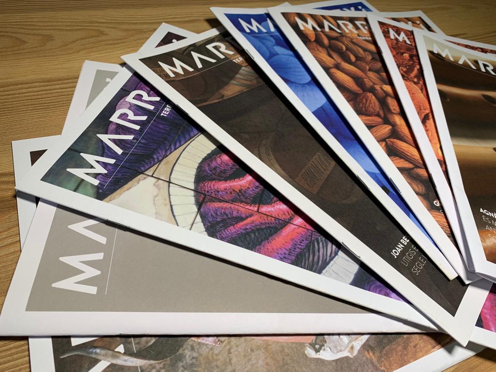 , La revista municipal 'Marratxí, Terra de fang' compleix un any