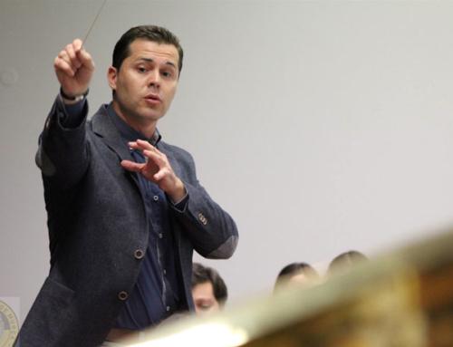 Salva Luján dirigirà el darrer concert de la temporada de la Banda Municipal de Música de Marratxí