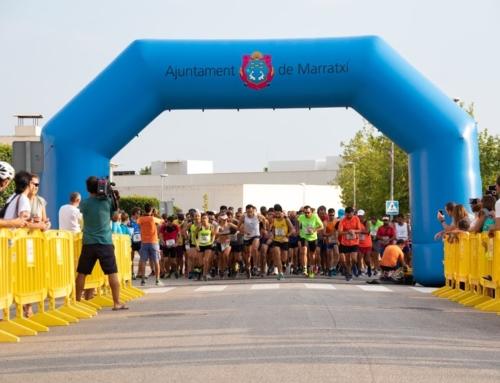 La séptima edición de la 'Cursa del Siurell' registró una participación récord, con 418 inscritos y 1.400 euros de recaudación