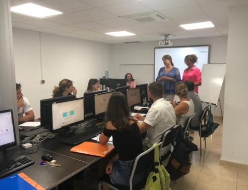 El Ayuntamiento y el SOIB ponen en marcha un curso de refuerzo del nivel B1 de inglés dirigido sobre todo a personas ocupadas