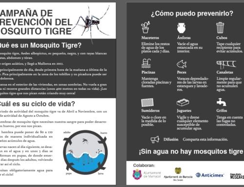 Comença el treball de camp del projecte europeu d'investigació del moscard tigre a Marratxí