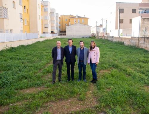 El Govern construirà 35 nous Habitatges de Protecció Oficial a Marratxí