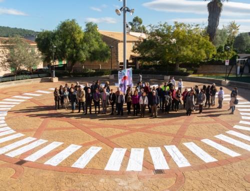 Marratxí posa el punt i final als actes de sensibilització respecte de la violència masclista amb un minut de silencia en memòria de les víctimes