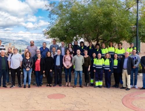 L'Ajuntament dona la benvinguda a les 27 persones que començaran a fer feina al consistori i a l'empresa municipal Marratxí XXI gràcies al programa 'SOIB-Visibles 2019-20'