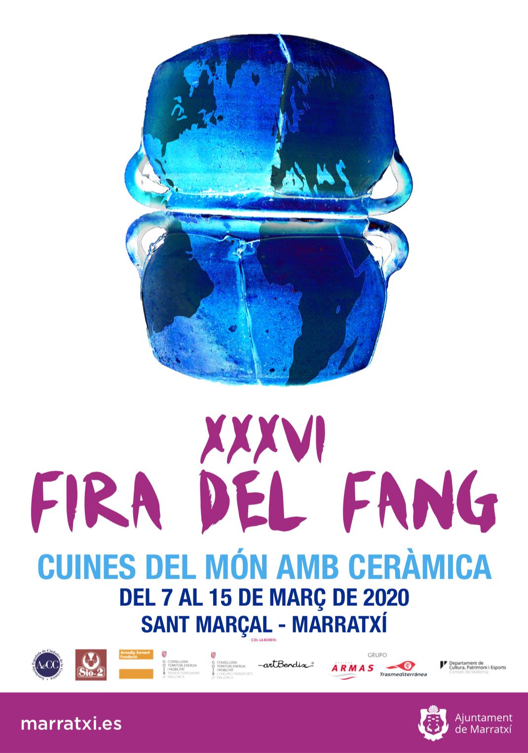 CARTELL FIRA DEL FANG