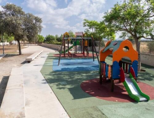 L' Ajuntament de Marratxí obre alguns dels parcs infantils del municipi