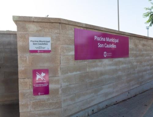 Marratxí obre les piscines municipals el 1 de juliol amb totes les mesures sanitàries i un aforament del 75%
