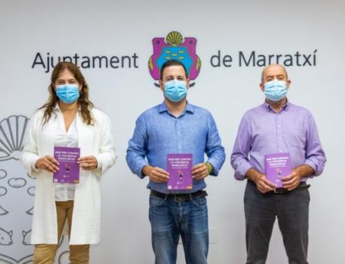 Marratxí presenta la guia municipal de recursos i serveis contra la violència masclista