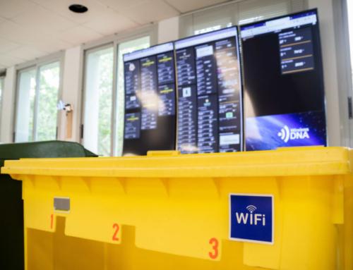 Els contenidors intel·ligents de Marratxí entren en servei per tal de millorar l'eficiència de la recollida