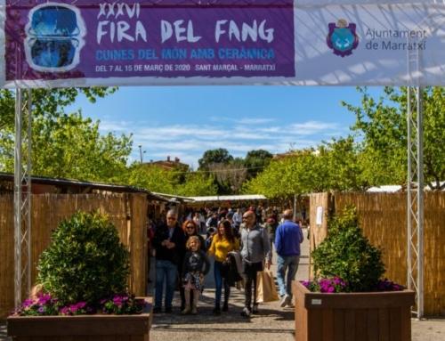 L'Ajuntament de Marratxí adapta la Fira del Fang de 2021 als protocols de la Covid-19