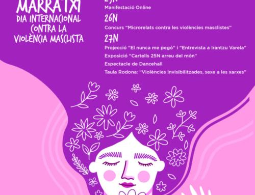 L'Ajuntament de Marratxí celebra el 25N amb una manifestació online i diferents actes reivindicatius