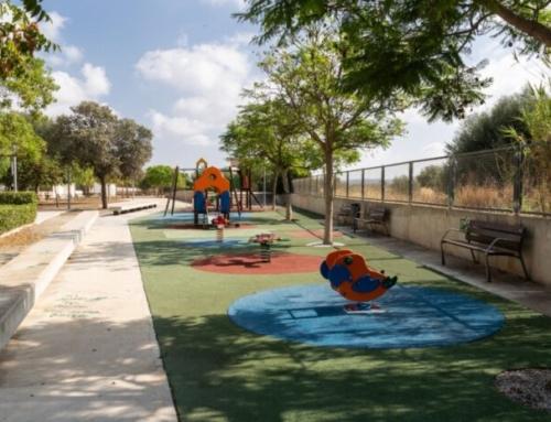 L'Ajuntament de Marratxí reobre una vintena de parcs infantils