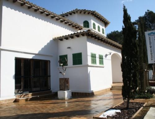 L'escola municipal de ceràmica de Marratxí passa a denominar-se Pilar Sastre