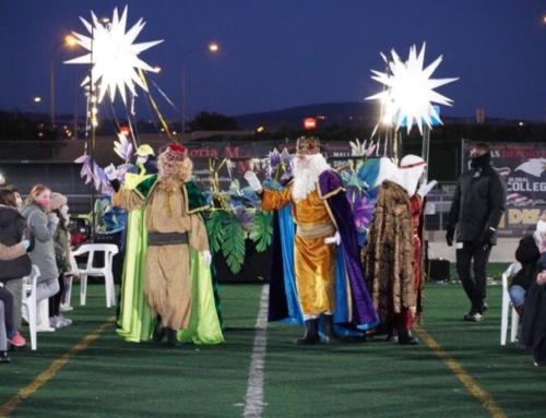 Els Reis d'Orient desfilen per Marratxí en set cavalcades marcades per la il·lusió i pels protocols de la Covid-19