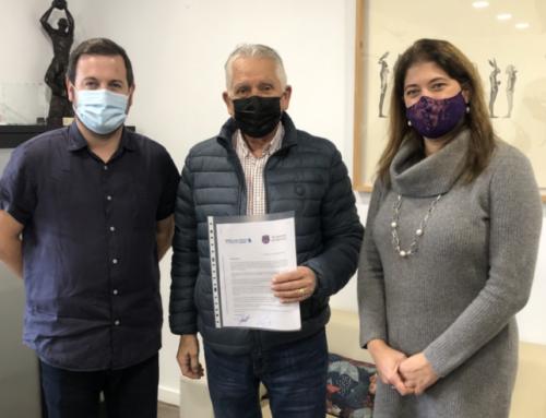 L'Ajuntament atorga una ajuda de 4.500 euros a Aspanob
