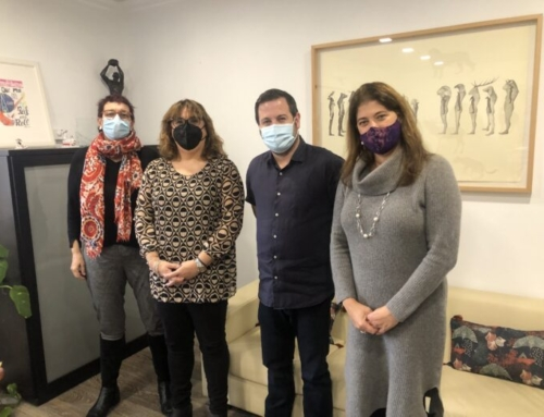 L'Ajuntament de Marratxí renova el conveni amb el Fons Mallorquí de Solidaritat