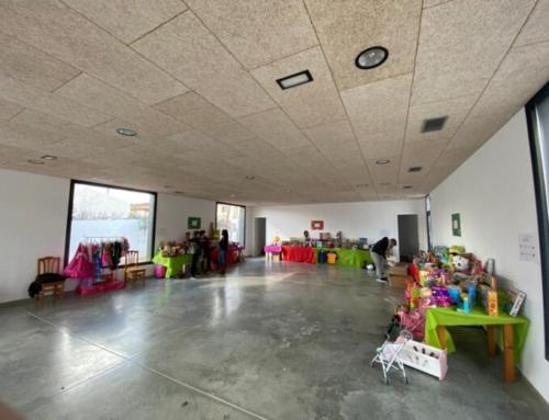 L'ONG Casal Solidari i l'Ajuntament de Marratxí entreguen 500 juguetes a 170 infants del municipi