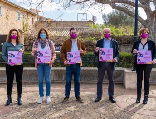 Marratxí presenta el programa d'activitats per commemorar el 8M, Dia Internacional de la Dona