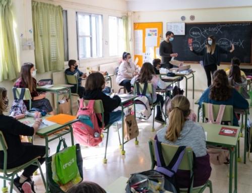 1.800 alumnes de deu col·legis de Marratxí participen al projecte 'Farmaciola Covid'