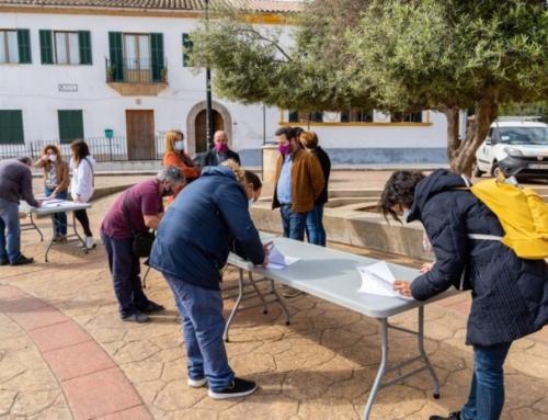 L'Ajuntament de Marratxí incorpora 23 persones del programa SOIB Reactiva 2020