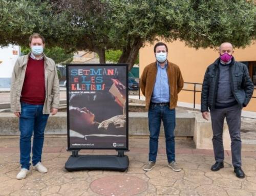 Marratxí presenta la Setmana de les Lletres que se celebrarà del 21 al 25 d'abril