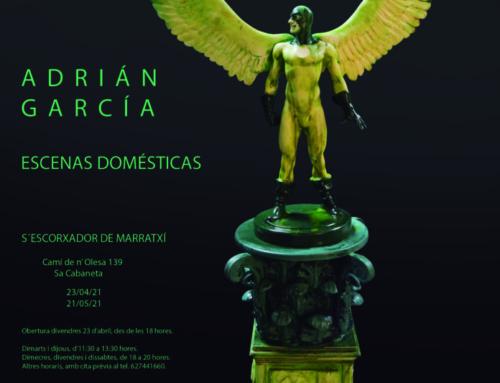 S'Escorxador inaugura l'exposició 'Escenas domésticas' de l'artista Adrián García