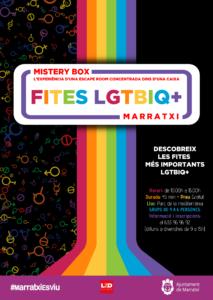 Mistery Box Fites LGTBIQ+ - Escape Room @ Sa Nova Cabana