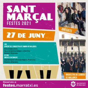 Concert de l'Orquestra de Cambra de Mallorca @ Es Pont d'Inca