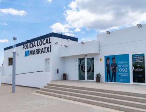 Finalitzen les obres de reforma del quarter de la Policia Local de Marratxí