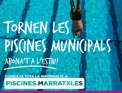 Marratxí obre les seves piscines municipals a partir del pròxim divendres